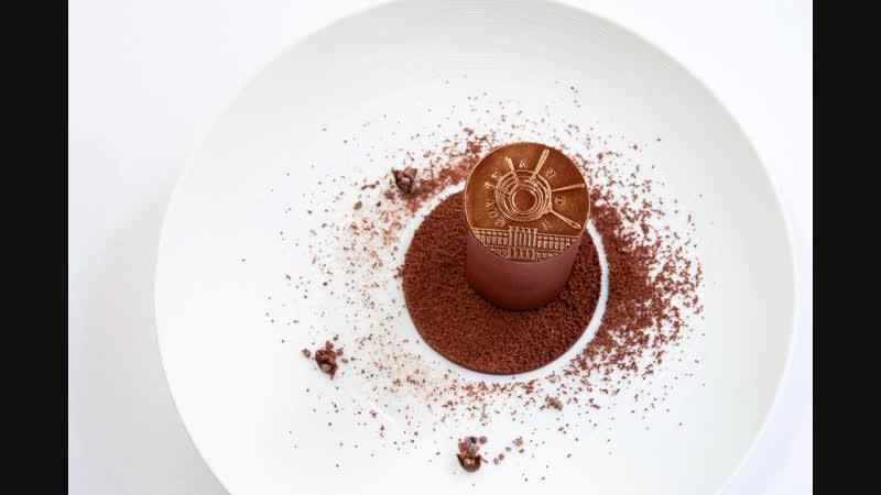 """Десерт «100% шоколад». Рецепт ресторана с тремя звёздами Мишлен """"Guy Savoie"""""""