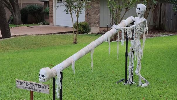 Хэллоуину в этом году ограничений не избежать. Поэтому...