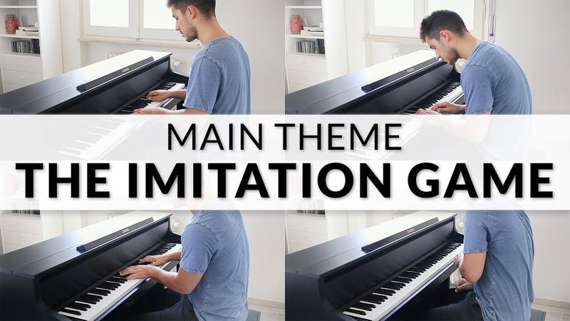 The Imitation Game - Main Theme (Alexandre Desplat) | Piano Strings Cover