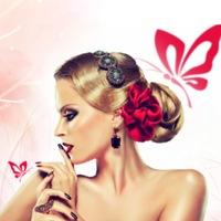 Логотип Визажист/Стилист Анастасия Милославская