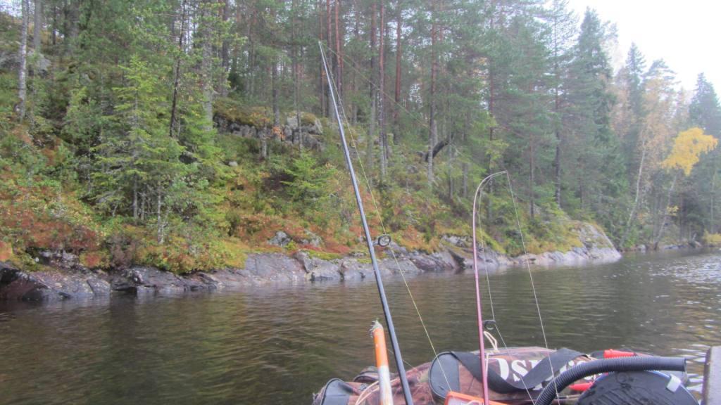 Обзоры: Непогода не повод отказаться от рыбалки!