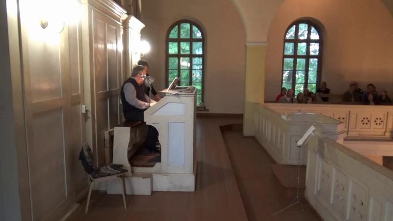 Иоганн Себастьян Бах, Пассакалия до минор BWV 582