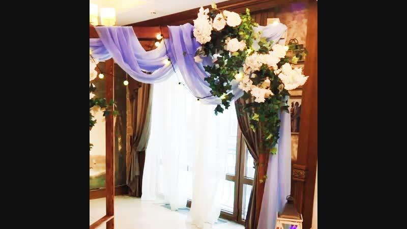 Свадьба в ресторане Европа