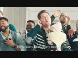 Adam Levine and John Legend for Pampers