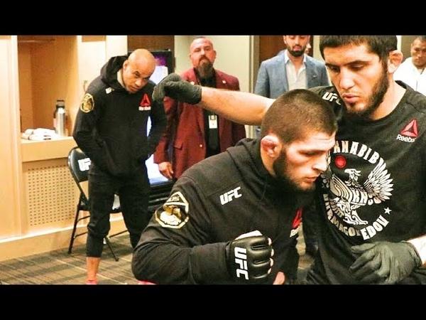 ЗА КУЛИСАМИ БОЯ ХАБИБ КОНОР UFC 229 ПОЛНЫЙ ЭПИЗОД