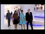 Leyla Aliyeva met with Prince of Monaco Albert II - 18.02.2014