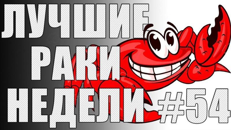 ЛРН выпуск №54. БЕЗУМНЫЕ СТОЯКИ [Лучшие Раки Недели] worldoftanks wot танки — [wot-vod.ru]