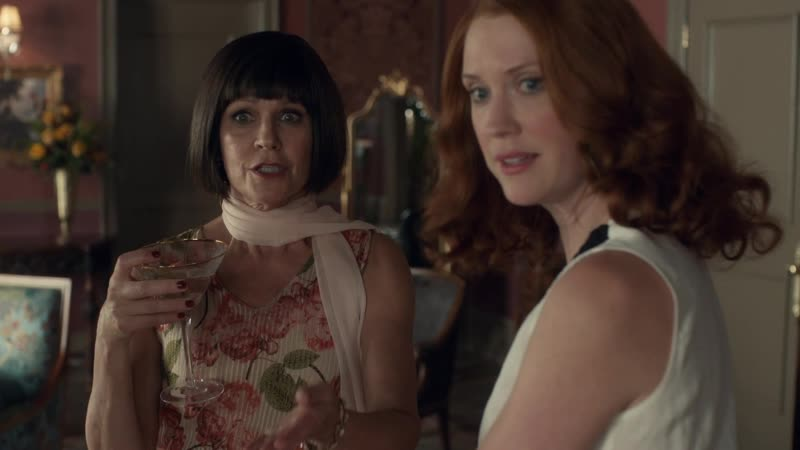 "Frankie Drake Mysteries : Season 2, Episode 8 "" Diamonds are a Gal's Best Friend "" (CBC 2018 CA) (ENG)"