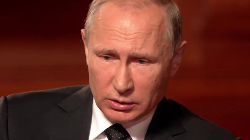 Путин рассказал, как на открытии Олимпиады-2014 ему доложили, что к Сочи летит захваченный террористами самолет