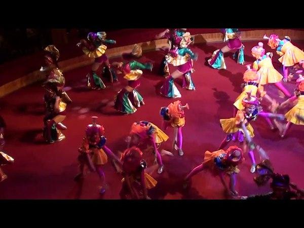 Лапушки в Гала концерте Парад алле в ГУЦЭИ им М Н Румянцева Карандаша