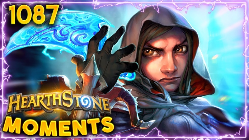 THAT'S A WACKY INTERACTION...   Hearthstone Daily Moments Ep.1087