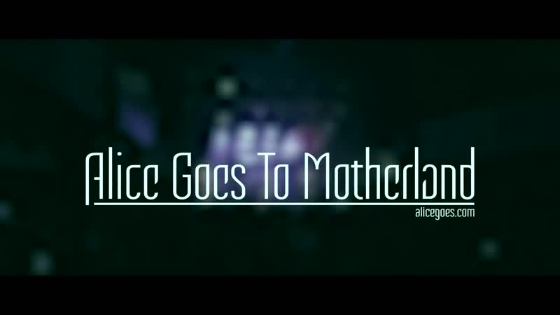 Noch Nicht Tot (live) - Alice Goes To Motherland, live at Gorod club 14.04.2018, Moscow