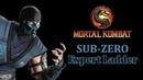 Mortal Kombat Sub Zero Expert Ladder Без единого поражения