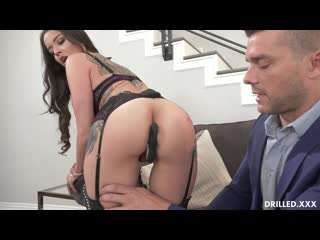 Vanessa vega gets a lesson in anal play [all sex, hardcore, blowjob, gonzo]