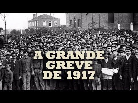 A Greve de 1917: TV Fepesp entrevista José L. Del Roio