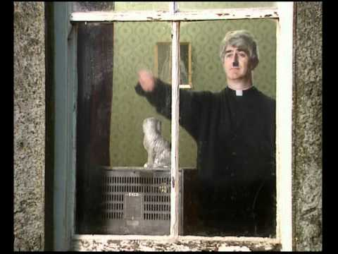 Father Ted as Hitler