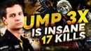 UMP 3X is INSANE - POKAMOLODOY 17 Kills Duo FPP