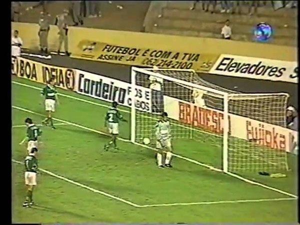 Goiás 1x3 Grêmio - 1996 - Brasileiro 1996 Semifinais