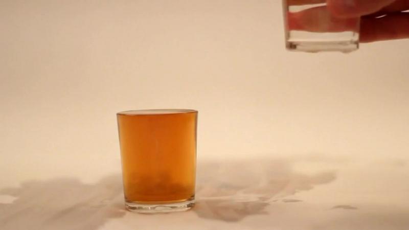 Очень необычный трюк с виски