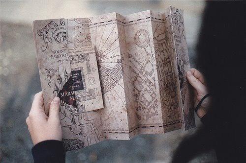 Карта Мародеров -