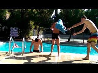Pool jumps