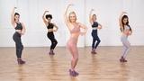 30-минутная танцевальная кардио тренировка, которую обожают знаменитости. 30-Minute Cardio Dance Workout Celebrities Love