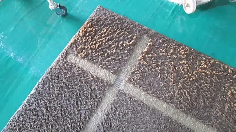 Cтираем и сушим большие ковры за 2 дня!