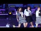 180623 TWICE - Likey @ Lotte Family Concert (Sana focus)