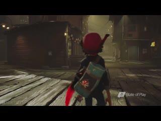 Concrete genie - new trailer [hd 1080p]