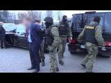 Задержание Анисимова в киевском аэропорту