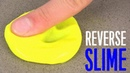 Reverse Slime ASMR backwards