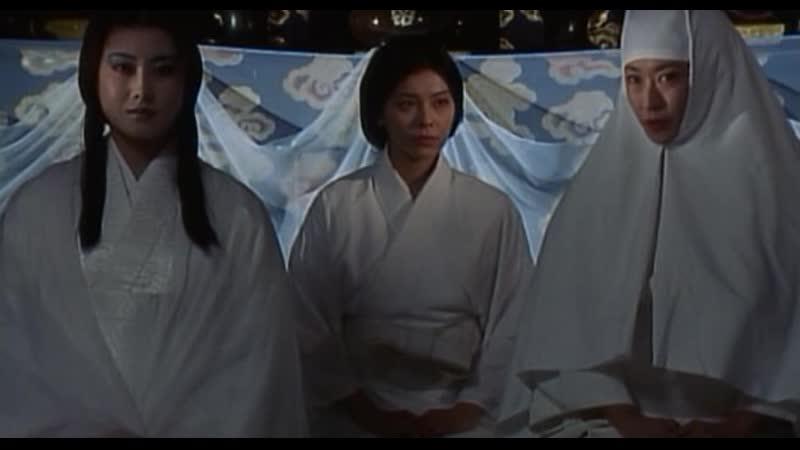 КУНОИЧИ-ЛЕДИ НИНДЗЯ. Kunoichi Lady Ninja. (1998)