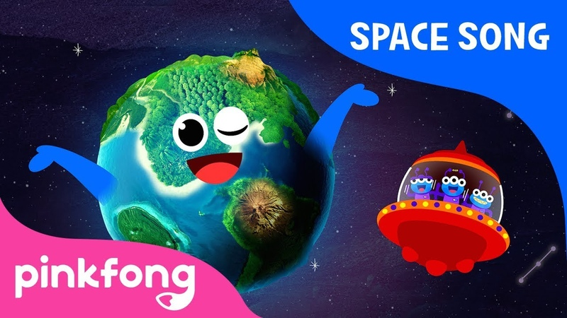 Earth Space Song Pinkfong Songs for Children