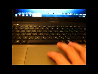 Мой новый ноутбук ASUS K55V (обзор)