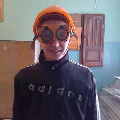 Алёша Букреев, 4 июля 1994, Новосибирск, id192008086