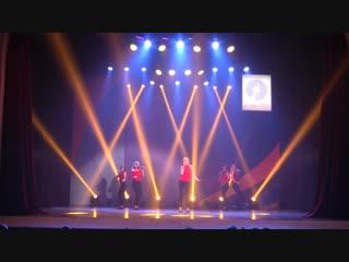 Народный вокально – эстрадный ансамбль «Капель» - «Ча-ча-ча»