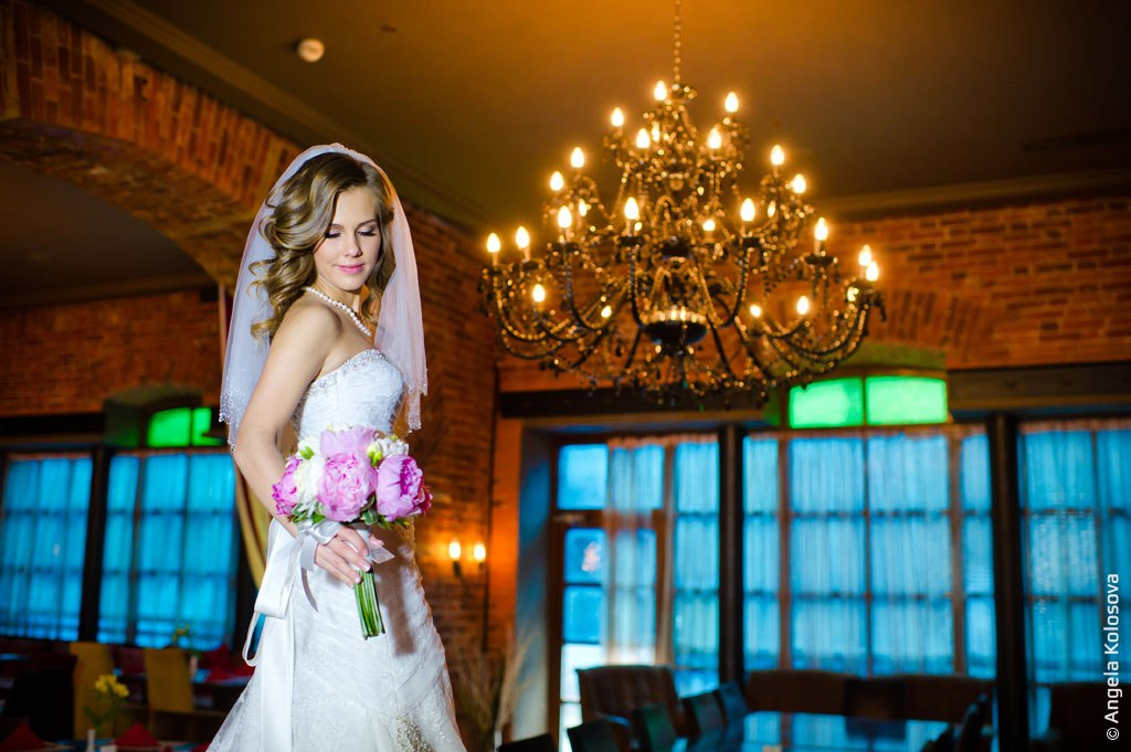 Свадебная фотосъемка в Сокос отель