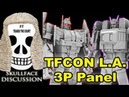 TFCon L.A. Reveals (If It Teases The Court)