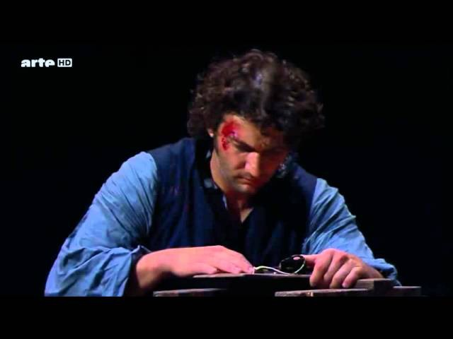 Jonas Kaufmann 'E lucevan le stelle' Tosca, Munich 10710