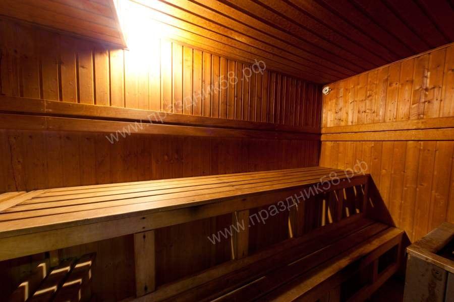 Сауна Царские бани в Пензе, описание, фотографии, цены.