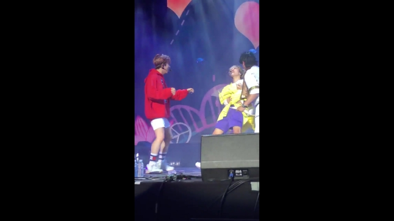[Fancam][23.06.2018] The 2nd World Tour The Connect In Madrid (Kihyun focus)