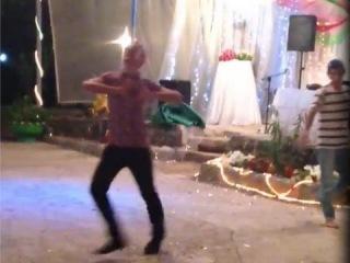 Masalli Kolatan uşaqlari Elnur ve Zahid - Cennet Bağında super lezginka dance