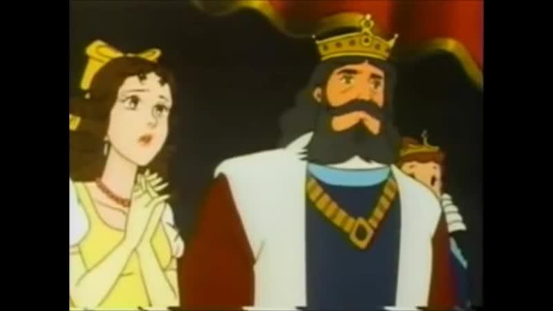 Adventures of the Little Mermaid S01E01 Return to the Sea 2 February 1991