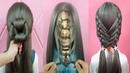 Amazing Hairstyles Tutorials Life Hacks for Girls - Easy Beautiful Hairstyles Tutoria / part2