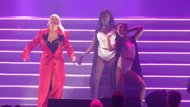 Aint No Other Man Christina Aguilera@MGM National Harbor Oxon Hill, MD 9/30/18
