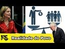 Governo Temer não conhece a Realidade do Povo, diz Senadora