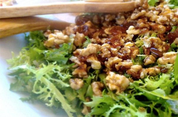 Теплый салат: лушие рецепты для холодной погоды