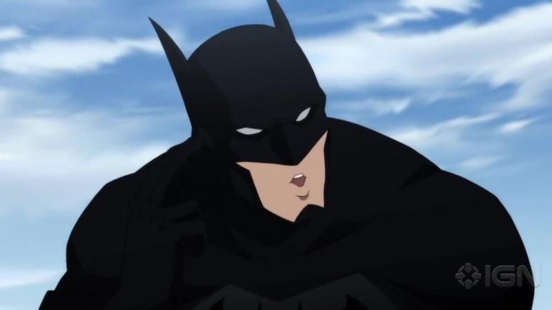 THE DEATH OF SUPERMAN Official Trailer 1 [Bazinga] Matt Lanter, Rosario Dawson, Nath