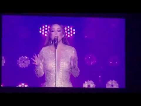 Mariah Carey Hero Live in Bangkok Thailand 2018