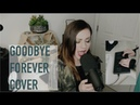 Goodbye Forever Cover - Sarah Longfield